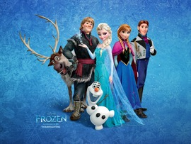 Frozen (2013) Wallpaper
