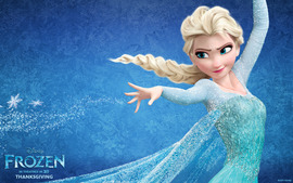 Frozen Widescreen Wallpaper