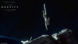 Gravity (2013) HD Wallpaper