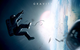 Gravity (2013) Wallpaper