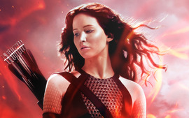 The Hunger Games Catching Fire (2013) Background