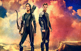 The Hunger Games Catching Fire (2013) Desktop Wallpaper