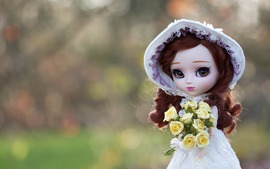 Doll Rose Flower
