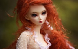 Red Hair Doll
