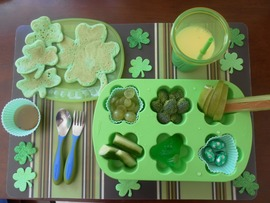 Saint Patricks Day Food
