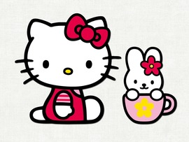 Best Hello Kitty Wallpaper