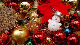 Christmas Ornaments HD