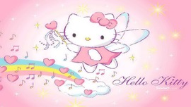 Hello Kitty Wallpaper 1920x1080
