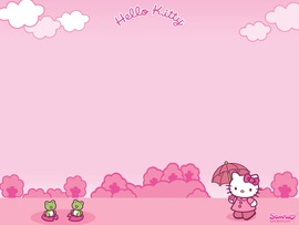 Hello Kitty Wallpaper Background