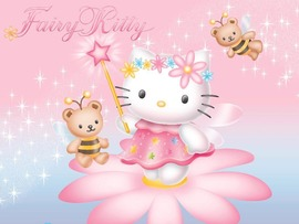 Hello Kitty Wallpaper Pink