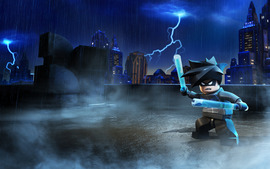 Lego Batman Photos