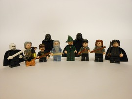 Lego Harry Potter Figures