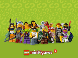 Lego Minifigures Images