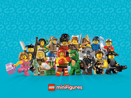 Lego Minifigures Photos