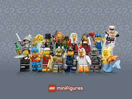 Lego Minifigures Pictures