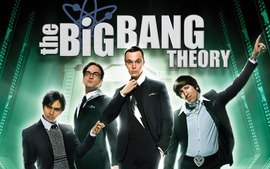 Big Bang Theory Backgrounds