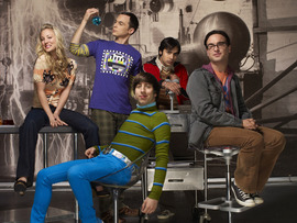 Big Bang Theory Image