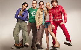 Big Bang Theory Pictures