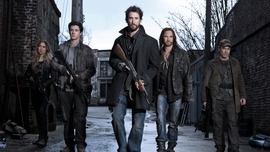 Falling Skies Backgrounds
