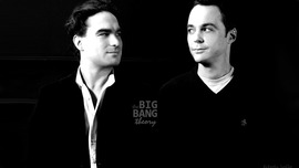 Johnny Galecki & Jim Parsons