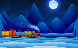 Christmas Presents Backgrounds