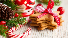 Christmas Cookies HD Wallpapers