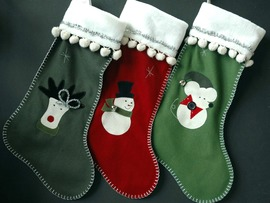 Christmas Stockings Pictures