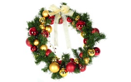 Christmas Wreaths Backgrounds
