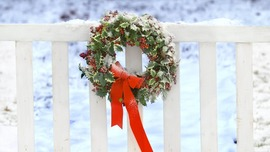 Christmas Wreaths HD