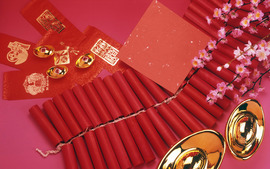 Chinese New Year Photo