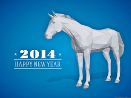 Happy New Year 2014 Desktop Wallpapers