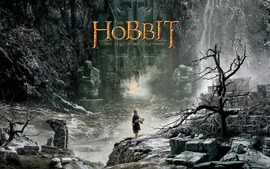 The Hobbit The Desolation of Smaug 2013 Poster