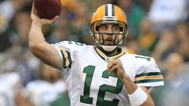 Aaron Rodgers American Football Star