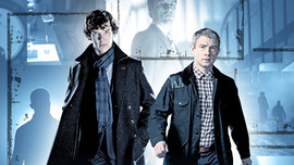 Sherlock Season 3 TV Series