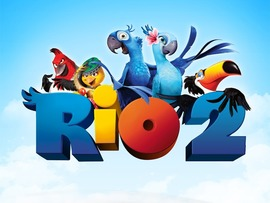 Rio 2 2014 Movie