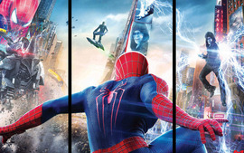 The Amazing Spider-Man 2 2014 Movie