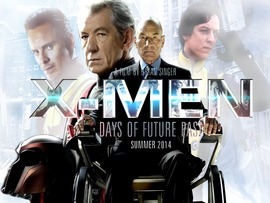 X-Men Days of Future Past 2014 Movie