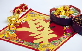 Lunar New Year Food
