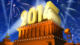 New Year 2014 Backgrounds