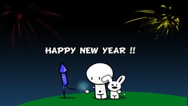 New Year 2014 HD
