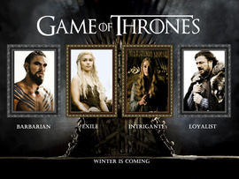 Game of Thrones Fantasy Drama
