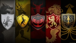 Game of Thrones Great Houses