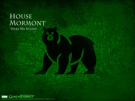 Game of Thrones House Mormont