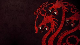 Game of Thrones House Targaryen