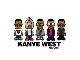 Kanye West Background