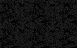 2014 Black Wallpaper