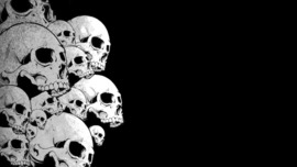 Skull Black Wallpapers
