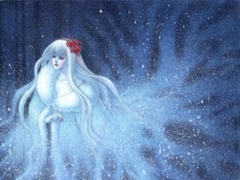 Snow Queen Anime