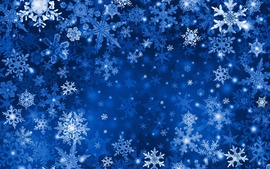 Snowflake Widescreen