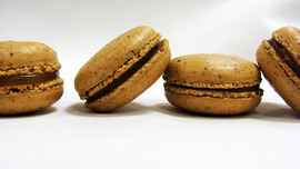 Macarons Desktop Background